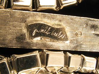 Judith Lieber Belt