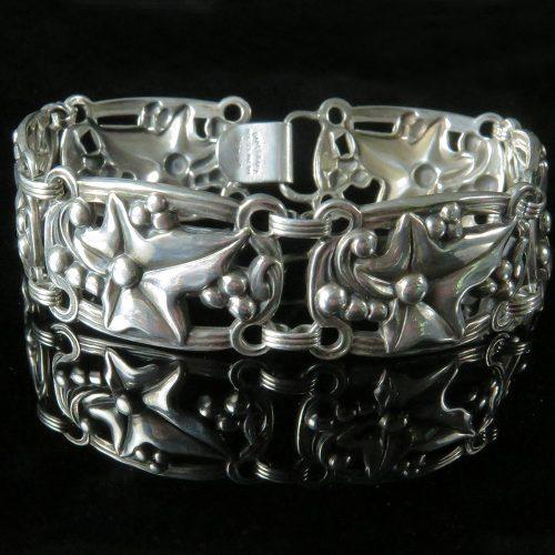 Sterling Danecraft Ivy Bracelet