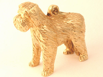 Bearded Collie Charm