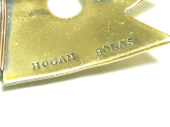Hogan Bolas Fish Pin