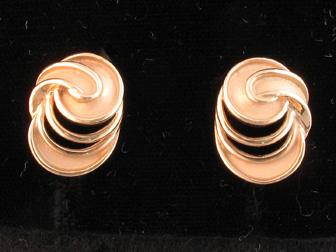 Modern Swirl Earrings