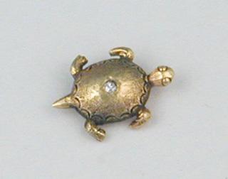 Tortoise Stickpin