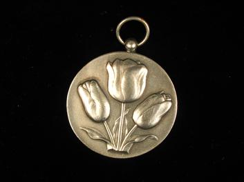 Tulip Award Medal