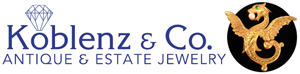 Koblenz & Co. Antique & Estate Jewelry Logo