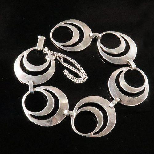Sterling Bracelet by Martha Vargas