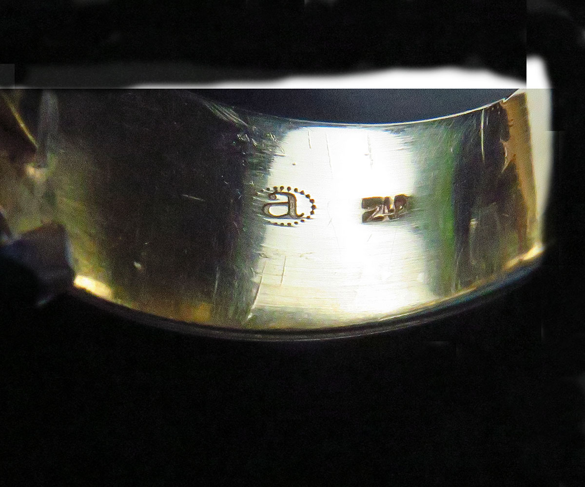 Gold Kasumi Pearl Ring