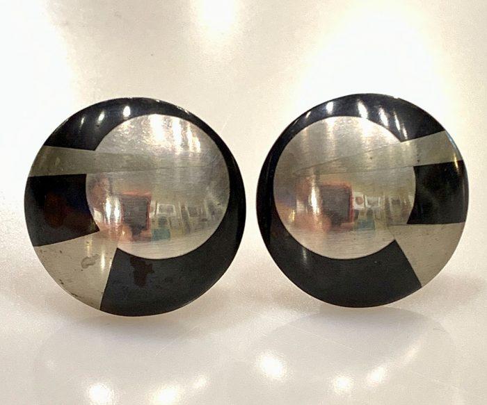 Sterling Earrings by Tony Papp