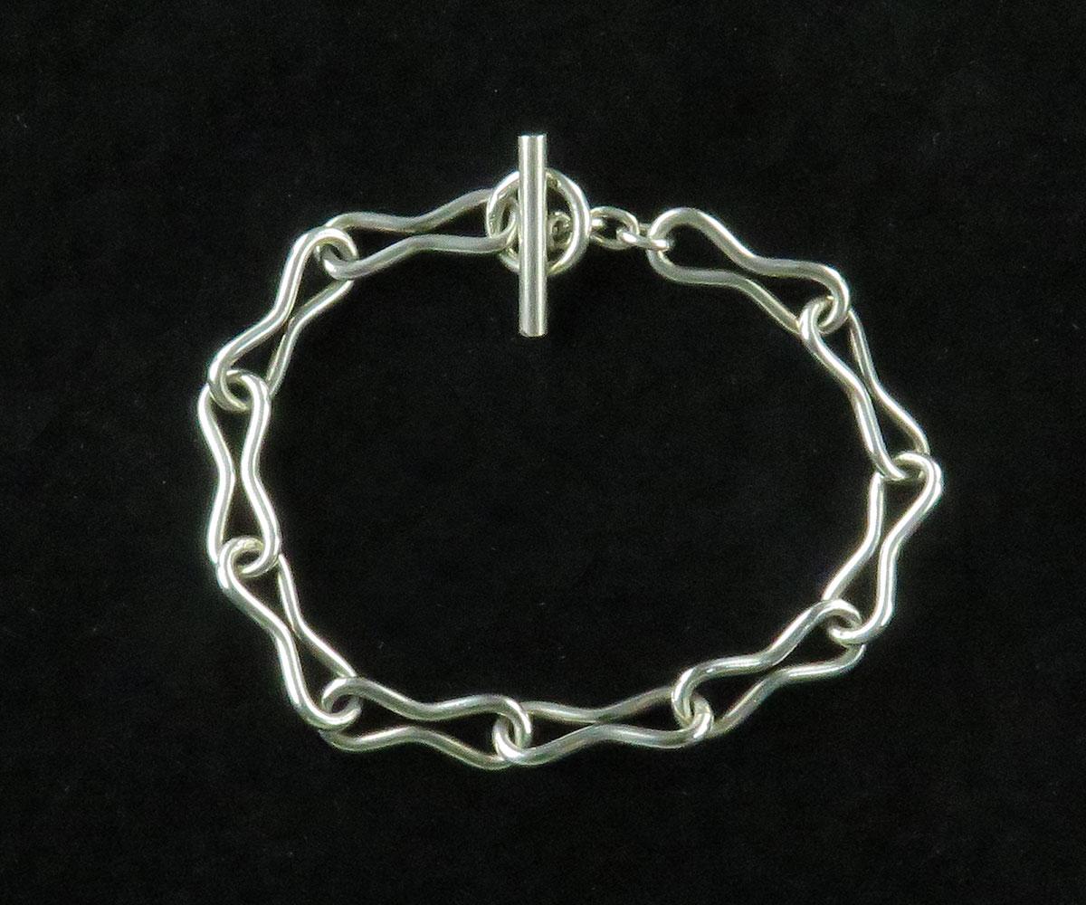 Sterling Denmark Bracelet