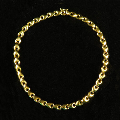 Vermeil Choker from Italy