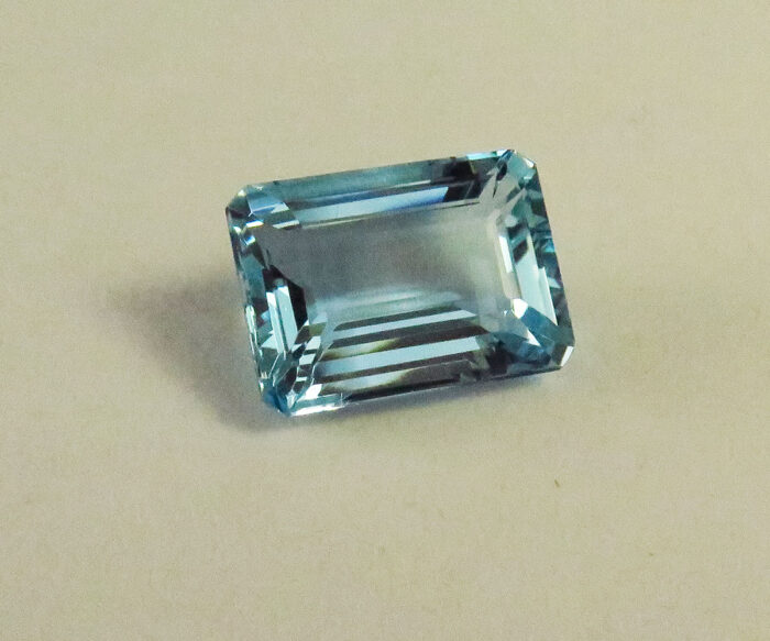 Emerald Cut Aquamarine